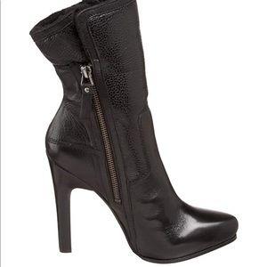 Modern Vintage Black Boots